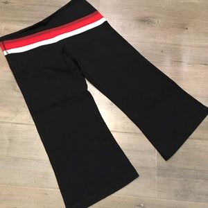 Lululemon Athletica Crop Workout Pants
